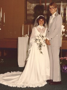Jama&John wedding 8-30-80
