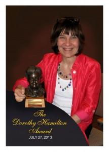 MWW Jama award foto - with inscription