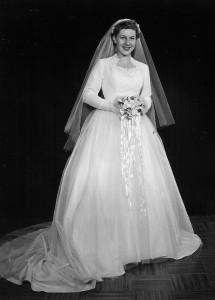 Mom bride