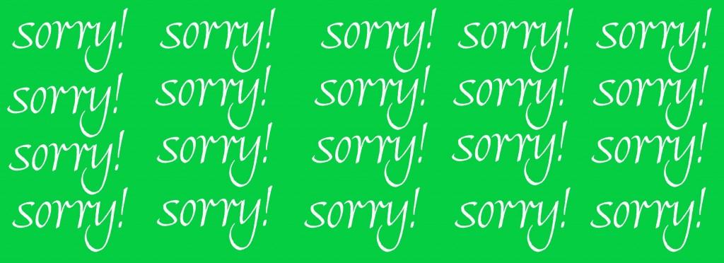 sorry sorry2