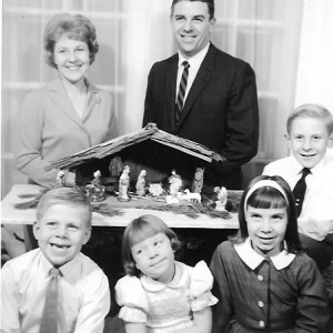 The Kehoe family 1965