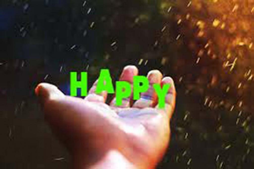 handful happy big