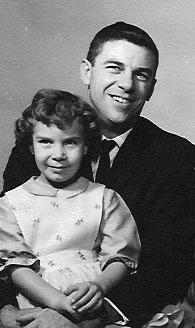 Jama & Dad Christmas 1961